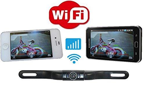Bluetooth Backup Camera Iphone